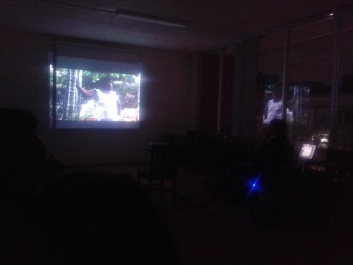 Llegan videastas de Centro América con una temática de videos para el cambio