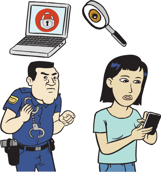 Mobile Security Issues for Citizen Journalists
