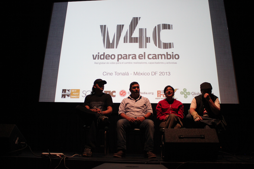video for change mexico and central america