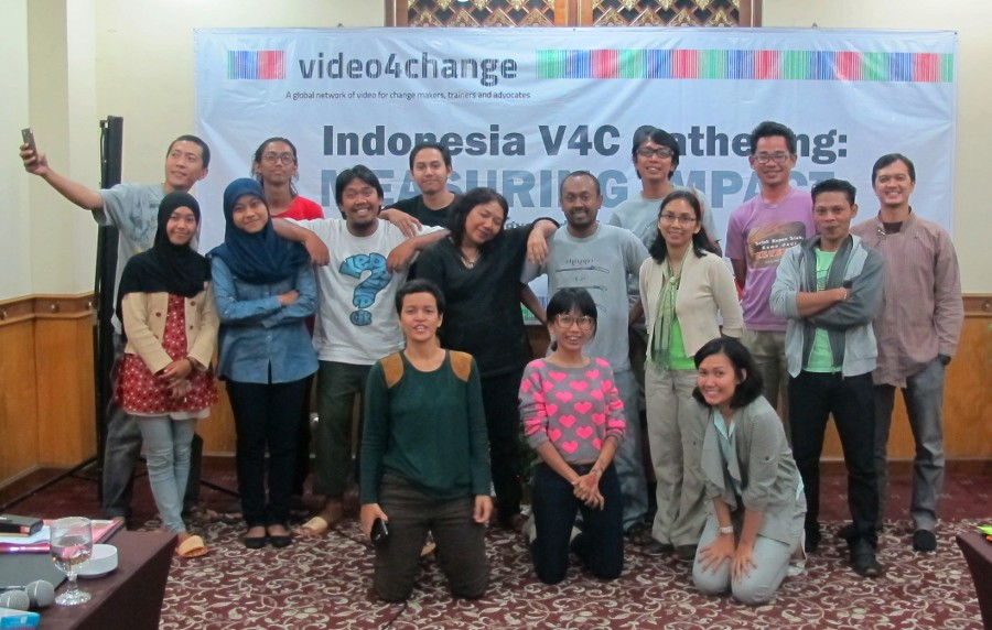 Video4Change Indonesia Gathering: The Process