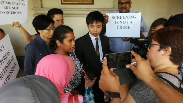 Drop Charges against Lena Hendry over Human Rights Documentary Screening