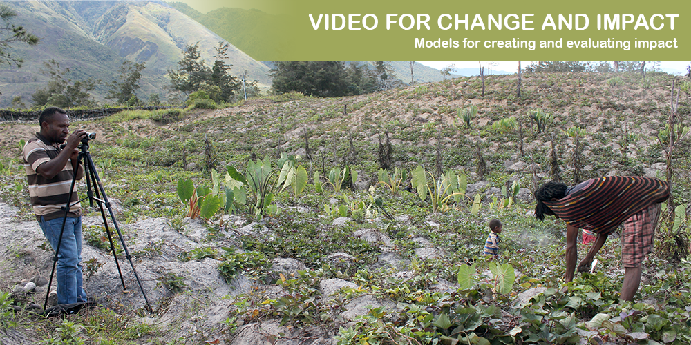 Webinar: Video for Change and Impact