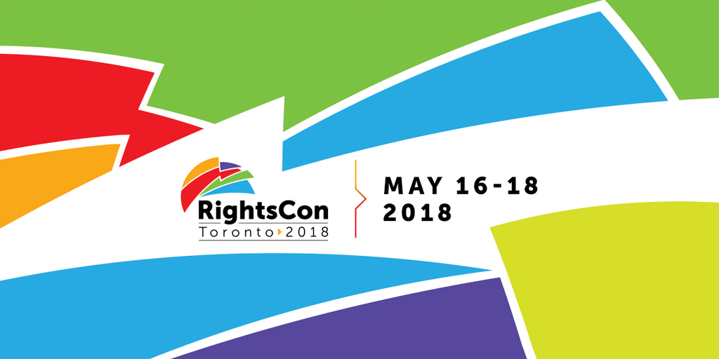 Witness To Participate In Rightscon 2018