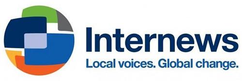 Internew EU Logo