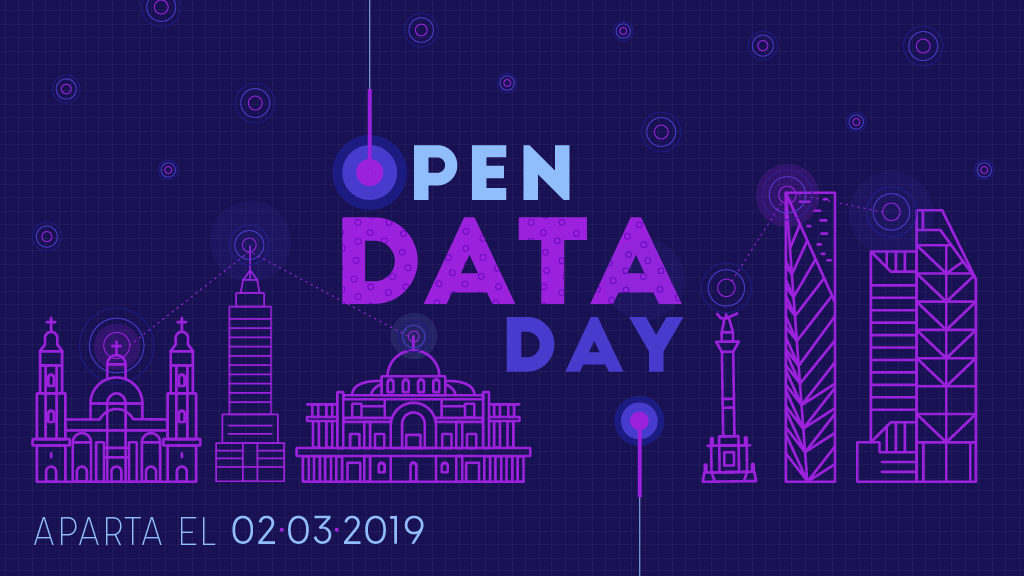 Open Data Day 2019 in Mexico City