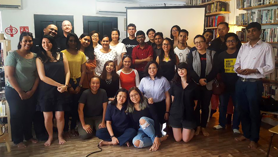 Launching the Impact Toolkit in Kuala Lumpur, Jakarta and Manila
