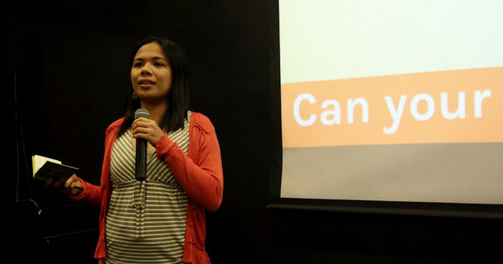 Ilang-Ilang Quijano, a reviewer of the Toolkit, highlighted some interesting topics of the Toolkit.