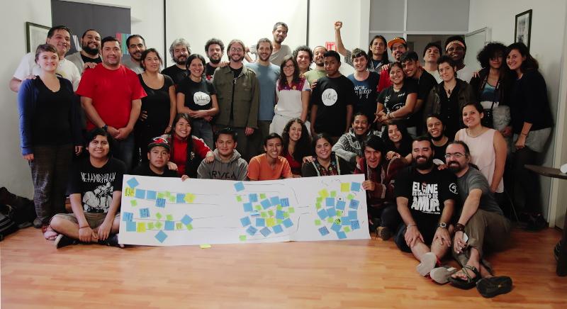 Second Latin America Gathering, Mexico