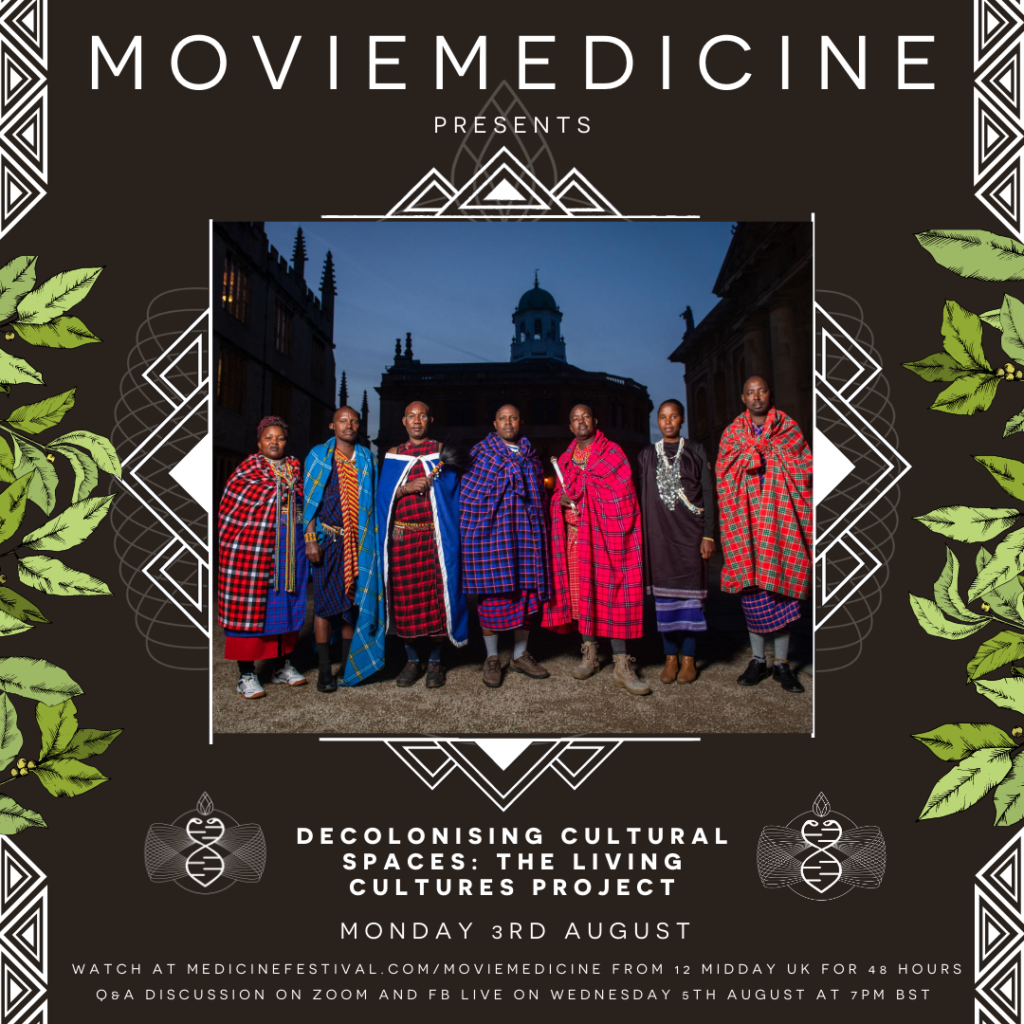 Decolonising Cultural Spaces: The Living Cultures Project Screening