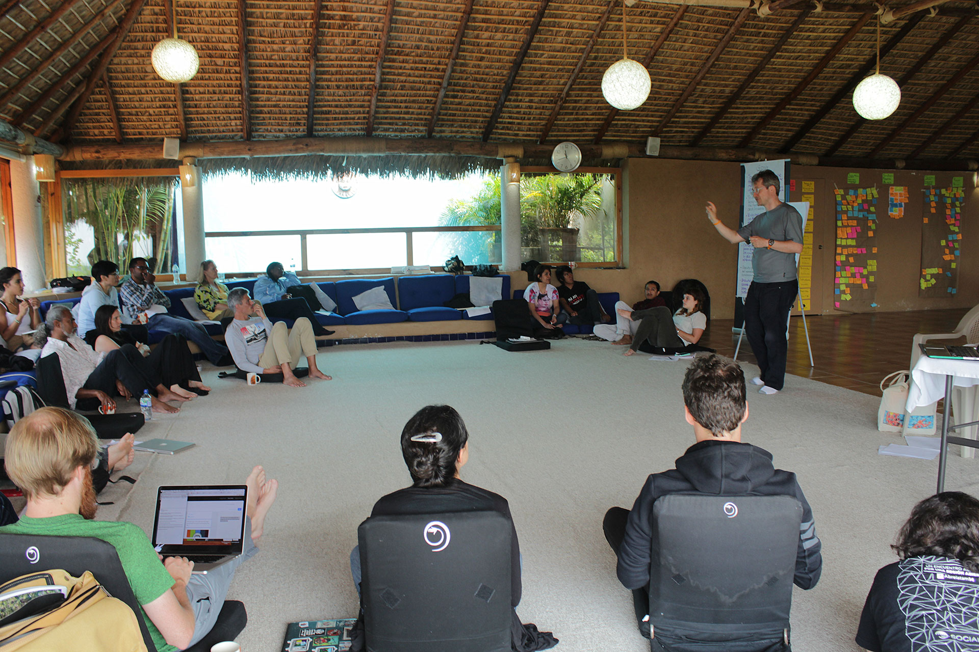 V4C Network Gathering in Mexico